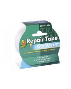 Shurtape Duck Tape Transparent Repair 50mm x 25m