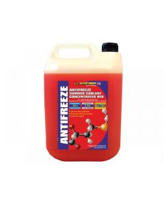 Silverhook Concentrated Antifreeze O.A.T Red Range