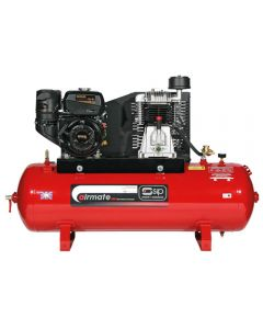SIP Industrial ISKP9.5/200-ES Super Petrol Compressor