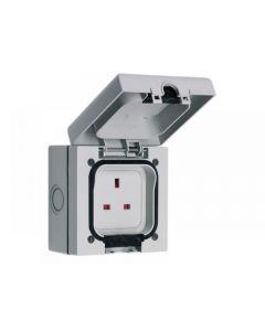 SMJ IP66 Exterior Sockets Range