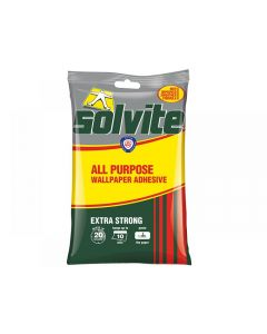 Solvite All Purpose Wallpaper Paste Range