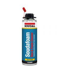 Soudal Gun & Foam Cleaner Gun Grade - 500ml