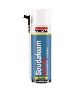 Soudal SoudafoamGap Filler Hand Held - 500ml