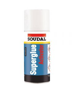 Soudal Superglue Activator - 400ml - Clear