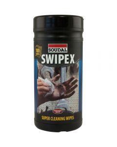Soudal Swipex Wipes - 100
