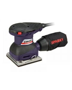 SPARKY MP 250 1/4 Sheet Orbital Sander 250 Watt Range