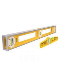 Stabila 83 S Level Pack 100cm + 81 S REM