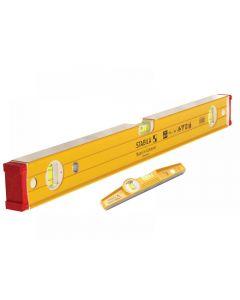 Stabila 96-2-120 Spirit Level & 81 S REM Level Pack
