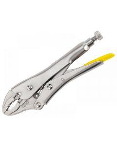 Stanley Curved Jaw Locking Pliers Range