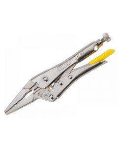 Stanley Long Nose Locking Pliers Range