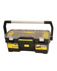 Stanley Toolbox with Tote Tray Organiser Range