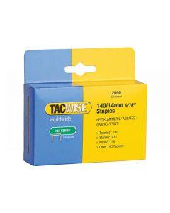 Tacwise 140 Series Staples Range