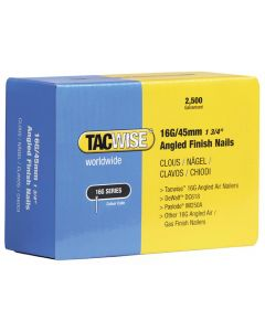 Tacwise 16 Gauge Angled Nails Range