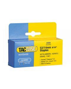 Tacwise 53 Series Staples Range