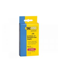 Tacwise 91 Series Staples Range