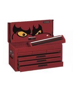 Teng Tools 8 Series 6 Drawer Top Box Range