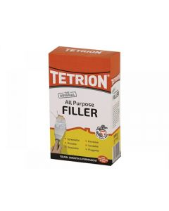 Tetrion Fillers All Purpose Powder Filler Range