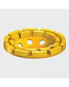 TIMco Cup Grinding Wheel - 10mm Seg Range