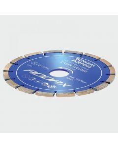 TIMco Diamond Blade Laser 10mm Seg Range