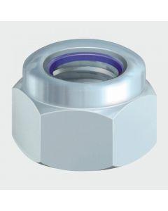 TIMco P Nylon Nut DIN 982 - BZP Range