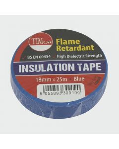 TIMco PVC Insulation Tape - Blue Range