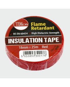 TIMco PVC Insulation Tape - Red Range
