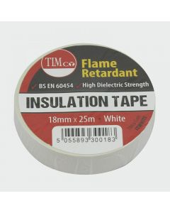 TIMco PVC Insulation Tape - White Range