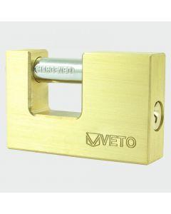 TIMco Rectangle Brass Padlock Range