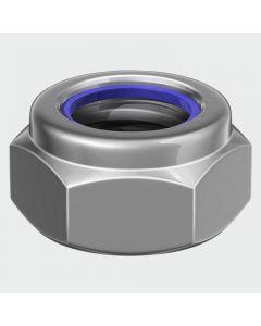 TIMco T Nylon Nut DIN 985 - SS Range