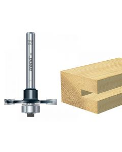 Trend TR35 x 1/4 TCT Biscuit Jointer Set 4.0 x 37.2mm