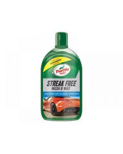 Turtle Wax Streak Free Wash & Wax Range