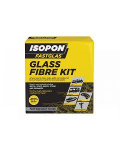 U-POL ISOPON Fastglas Glass Fibre Kit Range