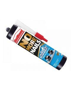 Unibond No More Nails Waterproof Interior / Exterior - Solvent Free 300ml