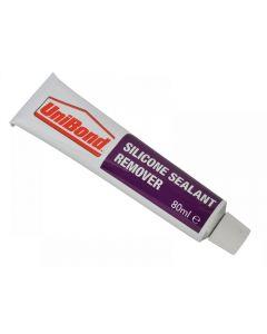 Unibond Silicone Sealant Remover Tube 80 ml
