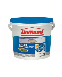 Unibond Tile On Walls Anti-Mould Readymix Adhesive & Grout Range
