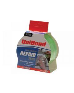Unibond Transparent Repair Tape 50mm x 25m
