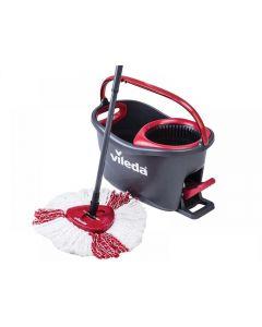 Vileda EasyWring & Clean Turbo Spin Mop & Bucket Range