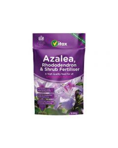 Vitax Azalea, Rhododendron & Shrub Fertiliser 0.9kg Pouch 6AZ901