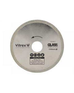 Vitrex Diamond Blade Glass 110mm 103417