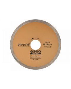 Vitrex Diamond Blade Hi Glaze 110mm 103416