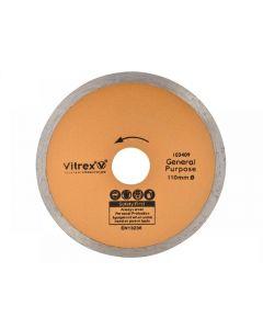Vitrex Diamond Blade Standard 110mm 103409