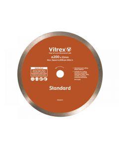Vitrex Diamond Blade Standard 200mm 103411