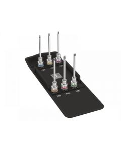 Wera 8767 C Torx HF Zyklop Socket Set of 6 1/2in Drive 05004211001
