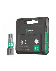 Wera Bit-Box BiTorsion Torx Bits Range