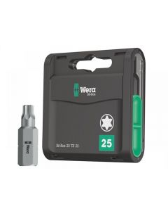 Wera Bit-Box Hard H Torx Bits Range