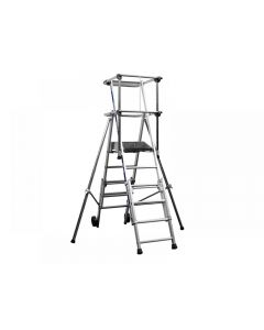 Zarges Sherpascopic Height Adjust Podium Range