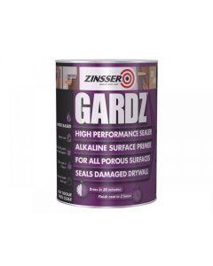 Zinsser Gardz Sealer Primer Range