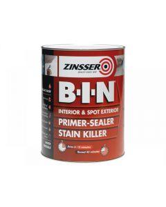 Zinsser Primer - Sealer B.I.N Range