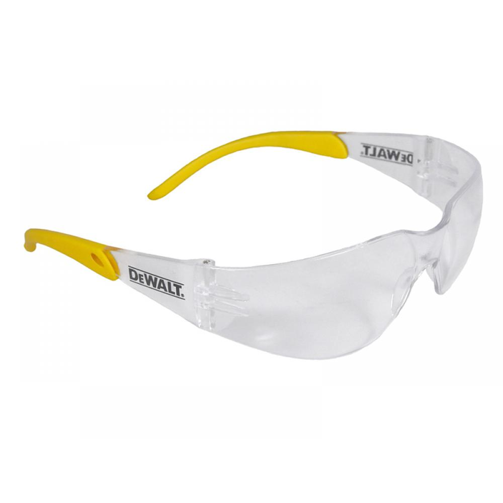 DeWalt Protector Safety Glasses - Clear DPG54-1D