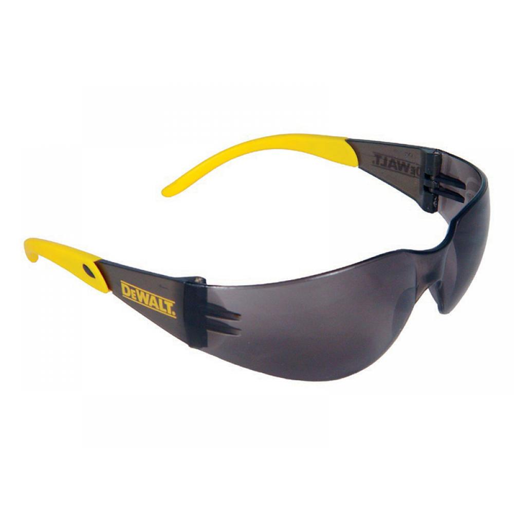 DeWalt Protector Safety Glasses - Smoke DPG54-2D